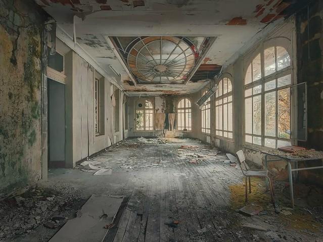 - conservatory -