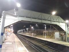 Chelsfield footbridge