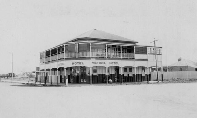 Victoria Hotel Mackay