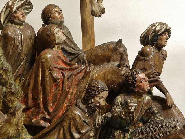 ca. 1430-1440 - 'Crucifixion', Southern Low Countries, probably Flanders or Brabant, Museum Schnütgen, Cologne, Germany