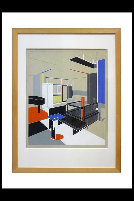 utrecht schroderhuis impressie (1951) 01 1924 rietveld gt (groninger museum 2020)