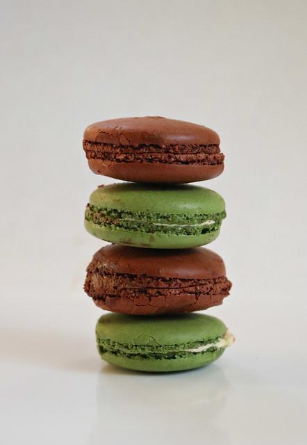 2020 Sydney: Messy Macarons