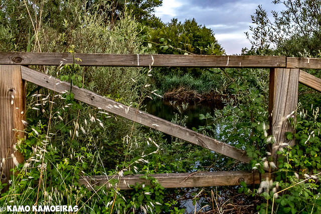 valla del rio,Puente Gudino