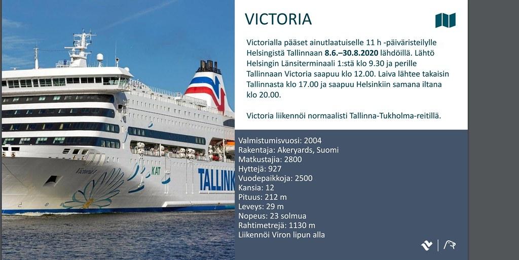 Tallink Silja Victoria I