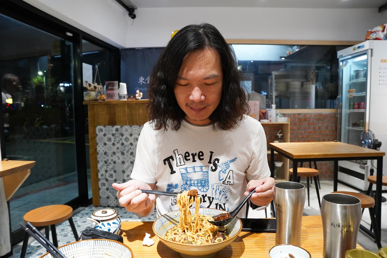 【南京復興站牛肉麵】台北麵食館-東館牛牛肉麵17
