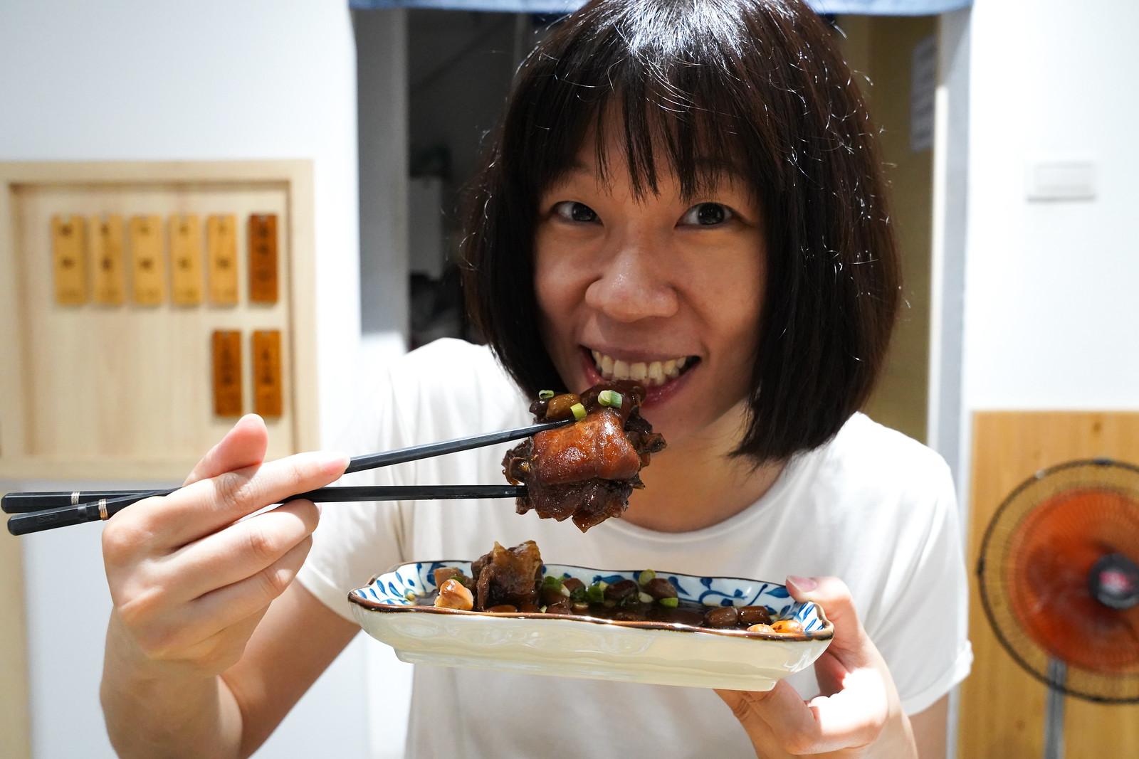 【南京復興站牛肉麵】台北麵食館-東館牛牛肉麵23