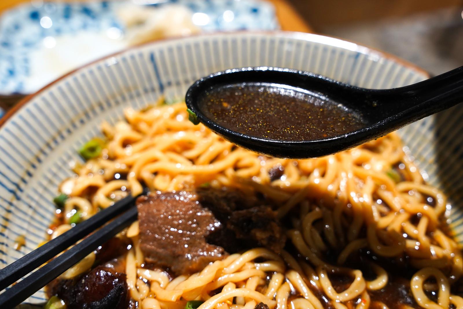 東館牛-紅燒半筋半肉牛肉麵5
