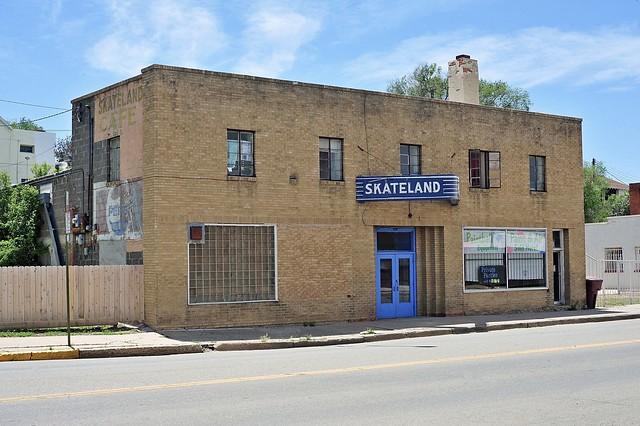 Skateland - Trinidad, Colorado
