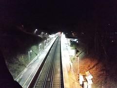 Chelsfield from road bridge