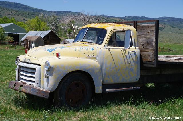 1947-1955 GMC New Design Truck