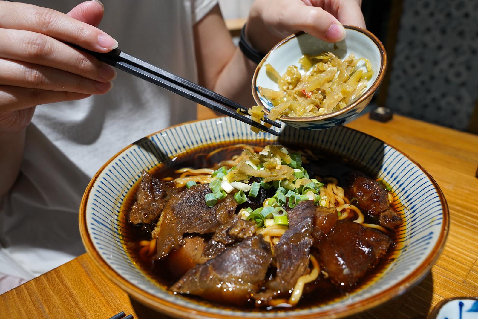 東館牛-紅燒半筋半肉牛肉麵3