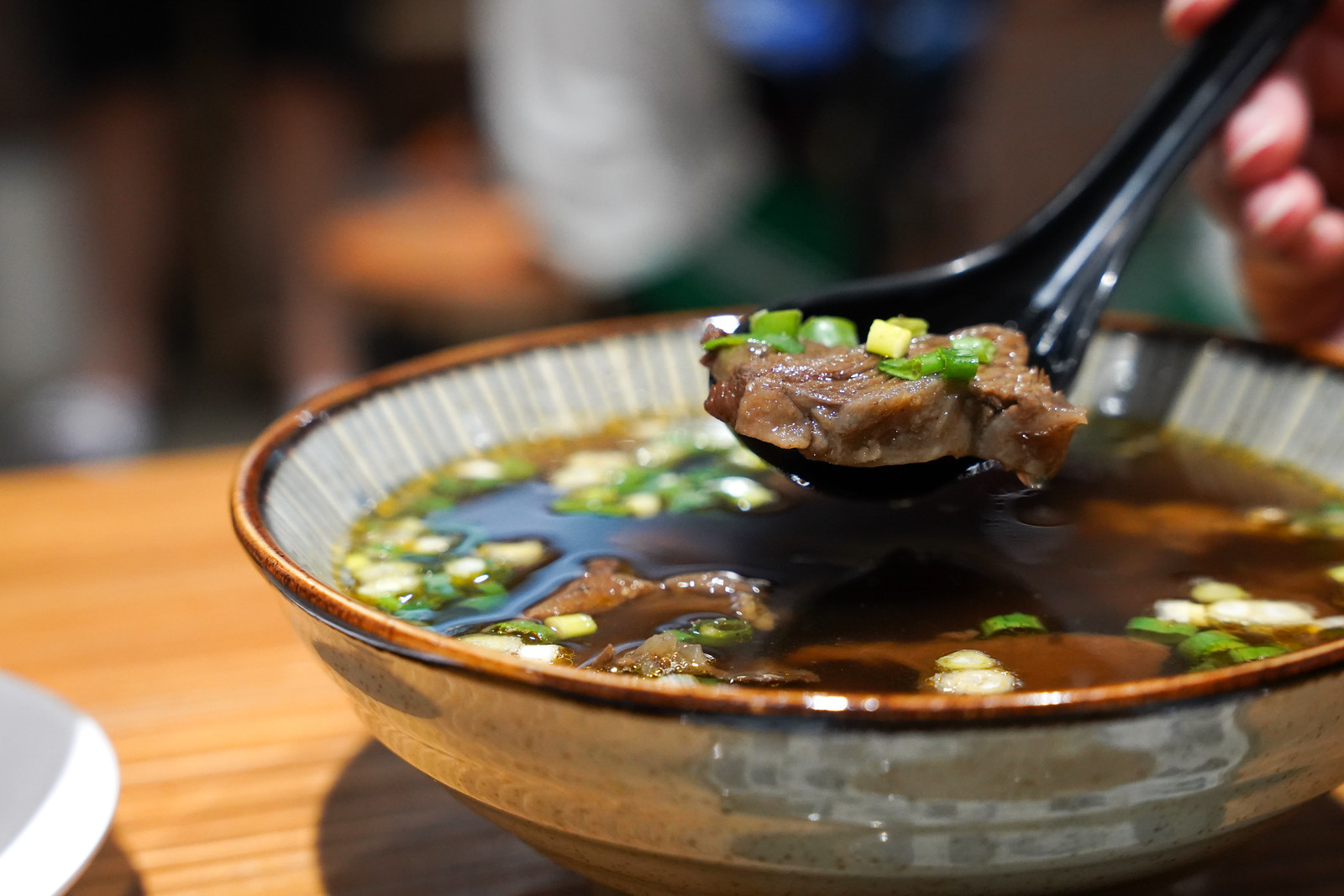 【南京復興站牛肉麵】台北麵食館-東館牛牛肉麵27