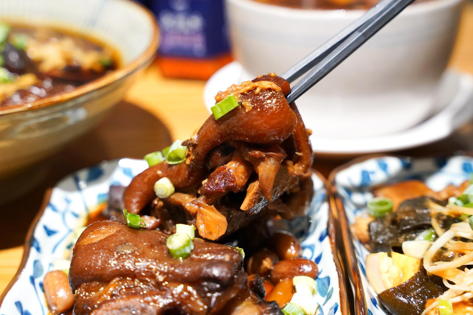 【南京復興站牛肉麵】台北麵食館-東館牛牛肉麵22