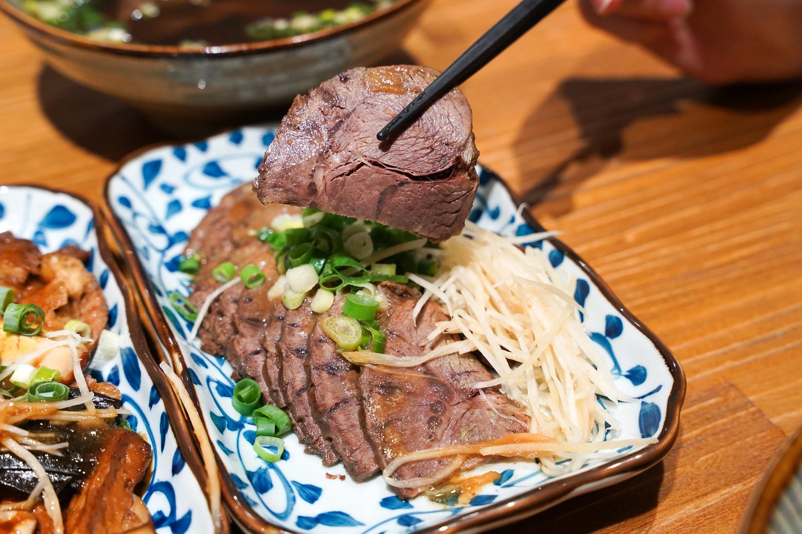 【南京復興站牛肉麵】台北麵食館-東館牛牛肉麵20