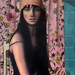 Lady with unicorn -  Luis Cornejo