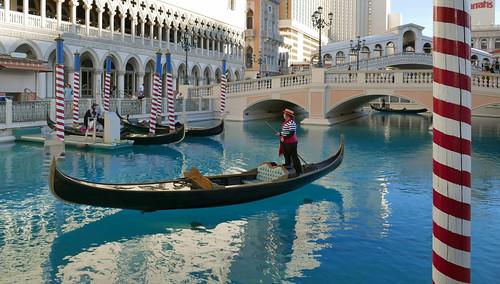 Venice in Vegas.