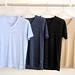 La Boutique Extraordinaire - 120 % Lino Hommes - T-shirts 100 % lin - 105 à 110 €