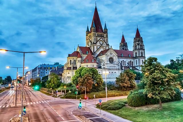 Mexico Church, Vienna