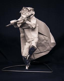 Origami IAN ANDERSON (Jethro Tull)