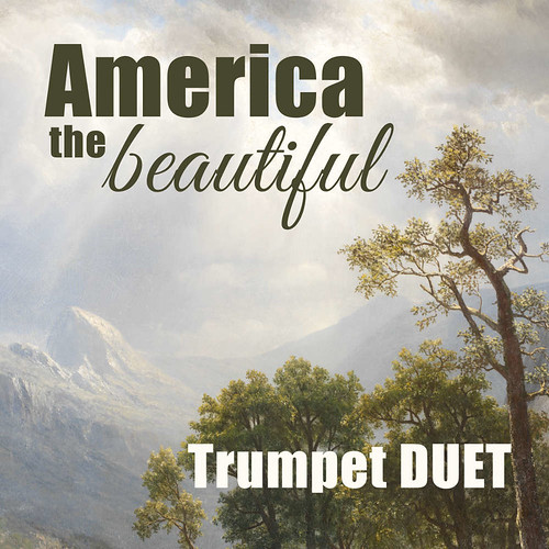 America the Beautiful Trumpet Duet