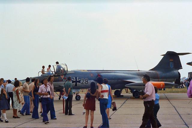Luftwaffe F-104G Starfighter 24+28