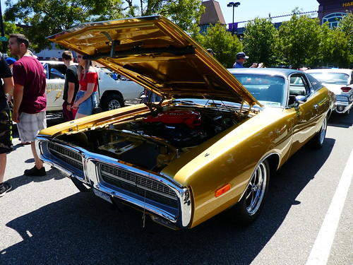 1972 Dodge Charger 400 Special Edition