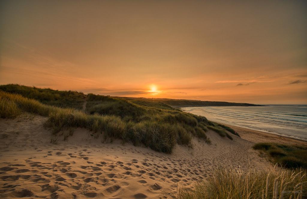Melvich Beach, Scotland.