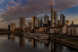 Frankfurt - Sunrise