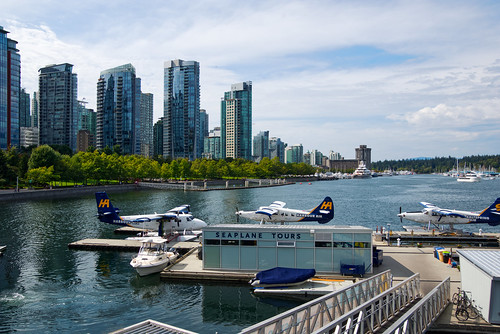 Seaplane Tours Vancouver