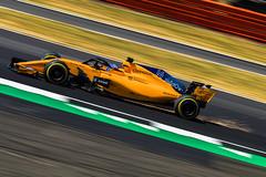 Fernando Alonso - McLaren MCL33 - Silverstone