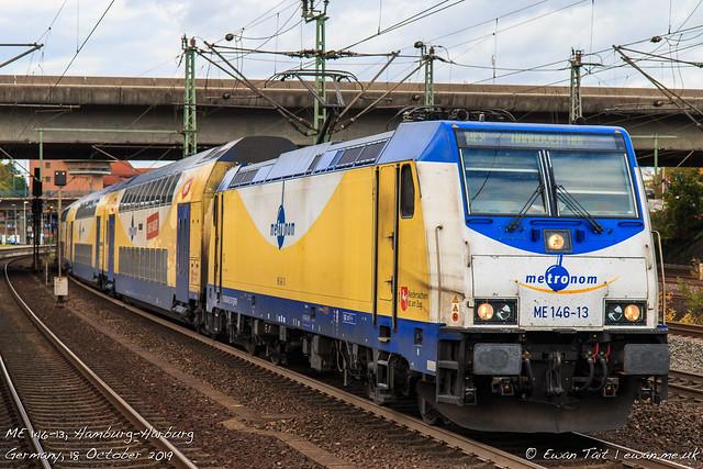 ME 146-13, Hamburg-Harburg