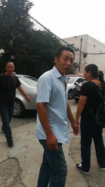 非法监管崔福芳的保安人员翟忠文、杜红滨、刘素娟