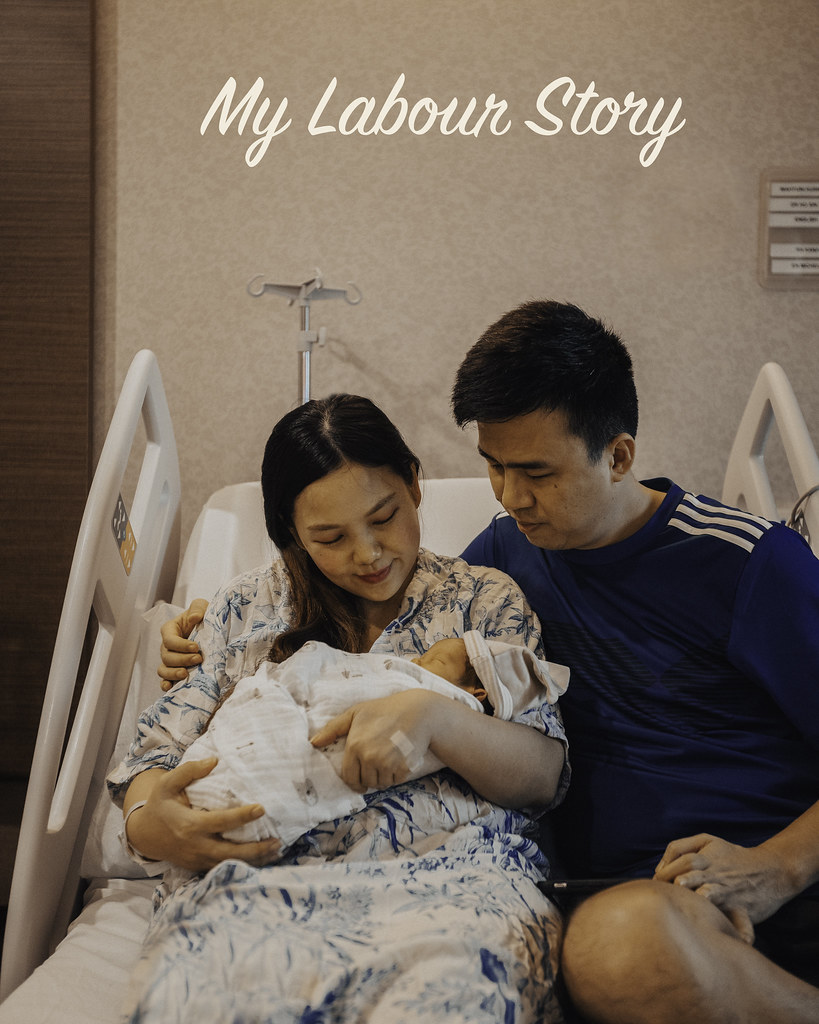 My Labour Story..