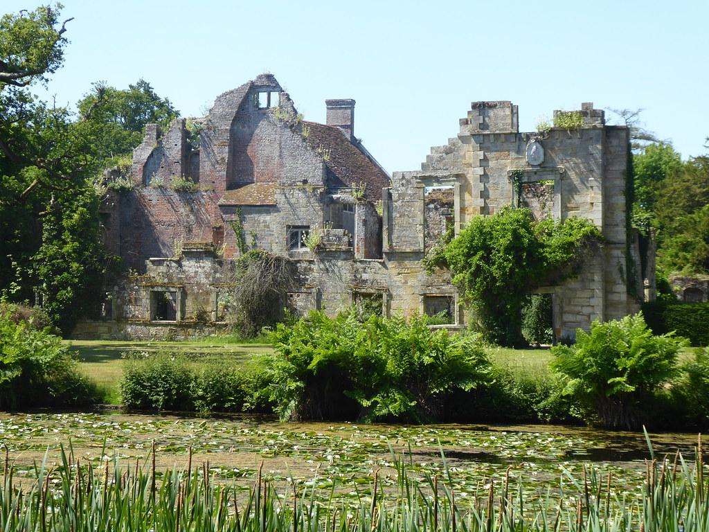 Scotney Old Castle, Lamberhurst, Kent