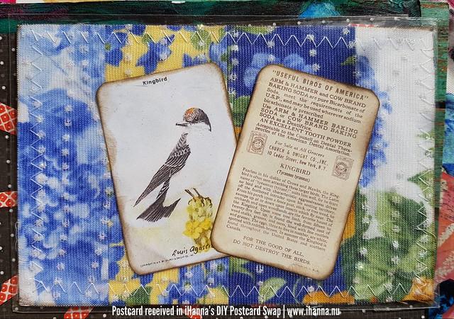 A DIY Postcard for iHanna made by Sherry, Alaska, US