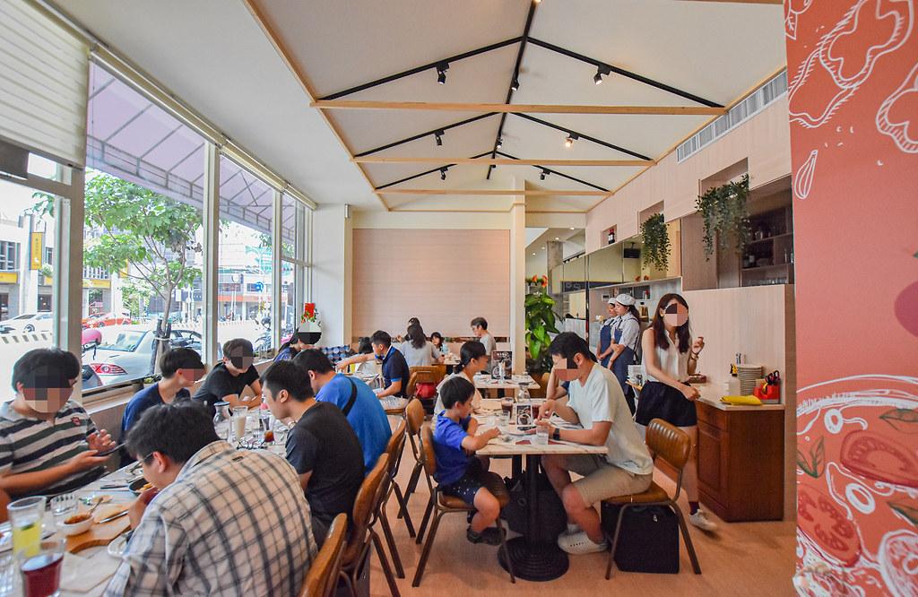 台中米蘭街 O八韓食 中科美食06