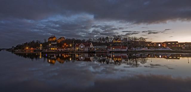 Oderøya, Kristiansand