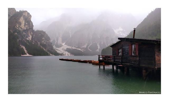 Dolomiti, Lago di Braies