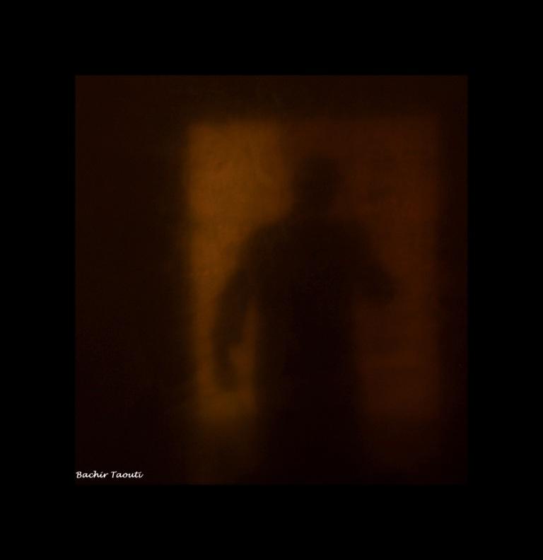 Silhouette obscure  -b