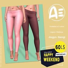 -Aegyo- Namgi @Happy Weekend