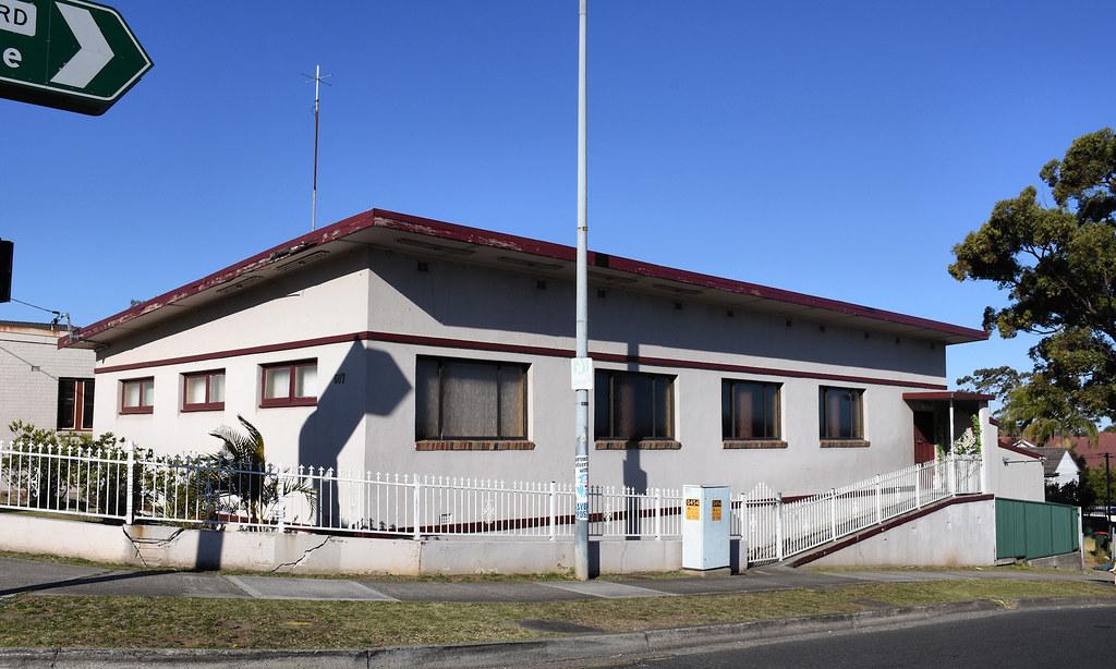 Central Hurstville AG Church, Peakhurst, Sydney, NSW.