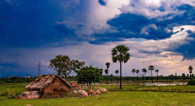 Rainy season - 1, India