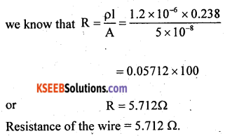 2nd PUC Physics Previous Year Question Paper March 2018 Q34.1