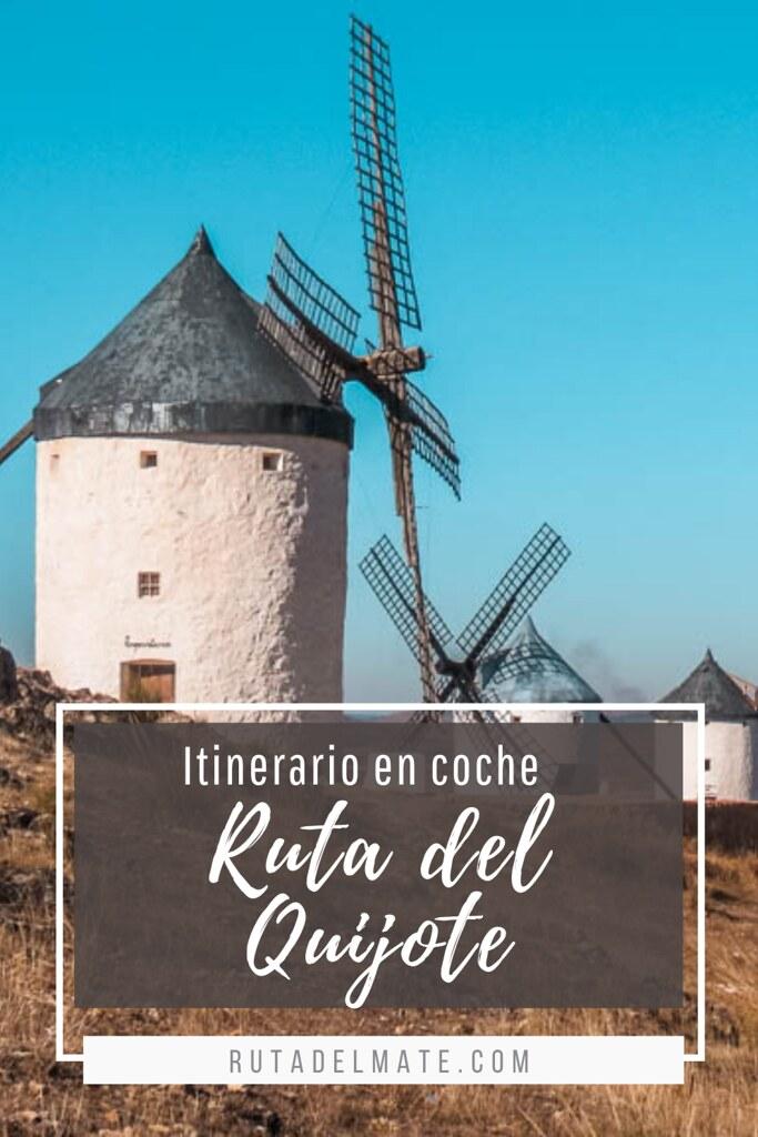 Ruta del Quijote en Coche