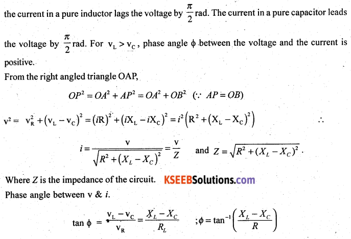 2nd PUC Physics Previous Year Question Paper March 2018 Q30.1