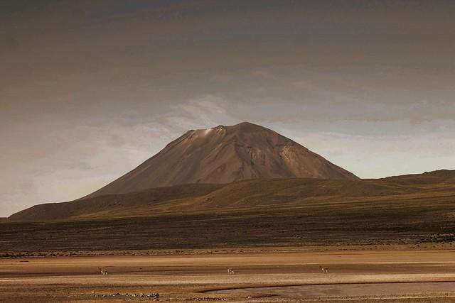 Desierto de Colca, Perú.