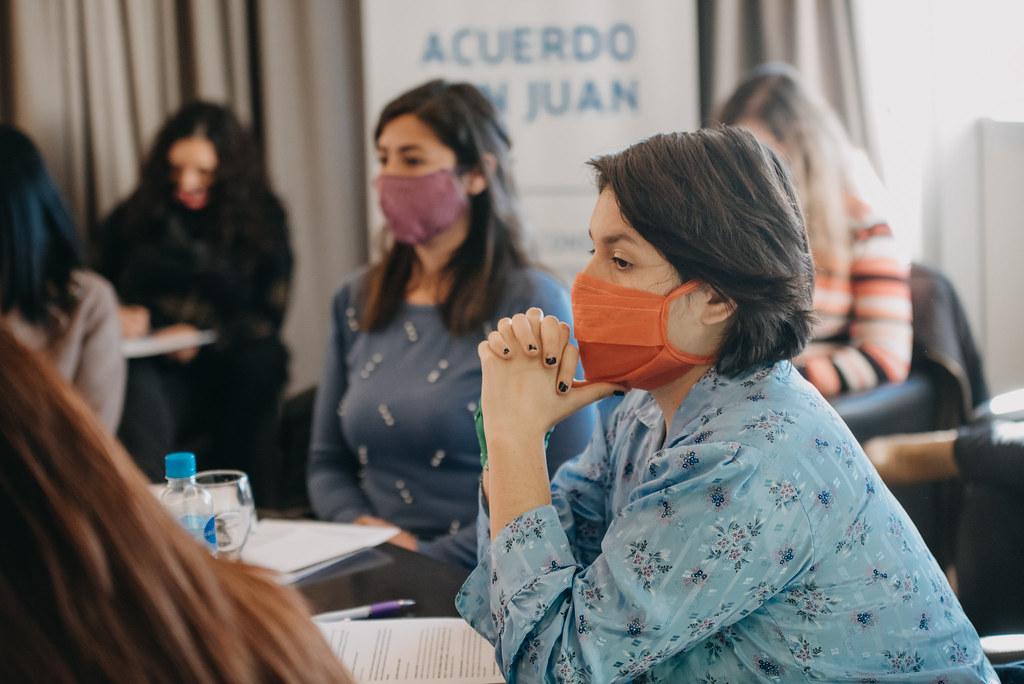 2020-07-03 PRENSA Las mujeres debatieron sobre género y empoderamiento en el Acuerdo San Juan (20)