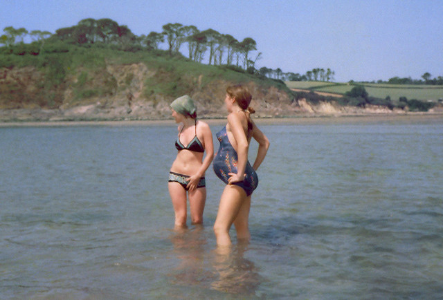 Marie and Jo 1976