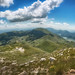 Panorama dal monte Miletto