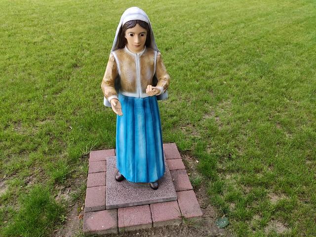 Grota Matki Boskiej Fatimskiej wraz z Drogą Krzyżową - Lipiec 2020